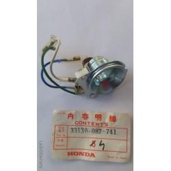 Honda 33130-087-741 Head Light Bulb Holder