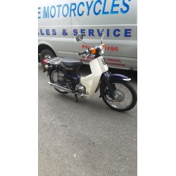 Honda C90  2007 Mint Sold