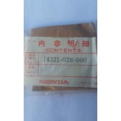 Cam Sprocket - Honda Part Number - 14321-028-000