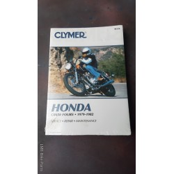 Clymer Honda CB650 Manual  Maintenance