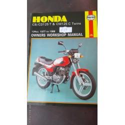 Haynes Honda CB125T Workshop Manual