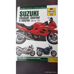 Haynes Suzuki Service Repair  Manual  3987
