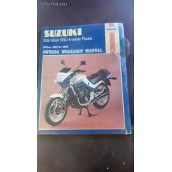 Haynes Suzuki Owners Workshop Manual