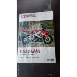 Clymer Yamaha M398 Service Repair Book
