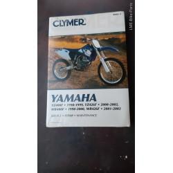 Clymer Yamaha M491-2 Service Repair Maintenance