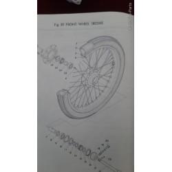 Yamaha 93306-30301 / 93306-30303 ZC3
