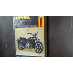 Honda GL1100 Gold Wing  Workshop Manual