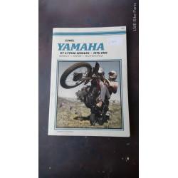 Clymer  Yamaha  XT/TT500 Singles Manual