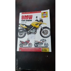 B.M.W. F650 Haynes Service Repair Manual