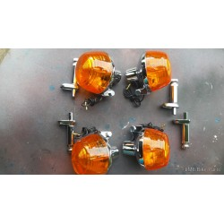 Honda CB750 Indicator Sets And 4 Chrome Stay's