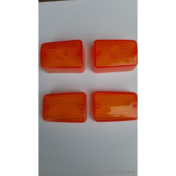 Honda C90E Set Of Indicator Len Set