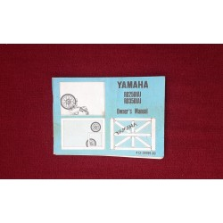 Yamaha RD250A/RD350A Owners Manual