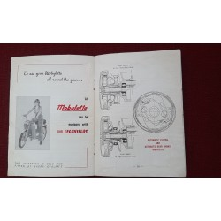 Mobylette Hand Book