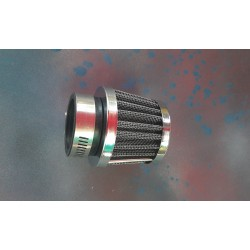 Power Air Filter 39mm Tapered Chrome Cap