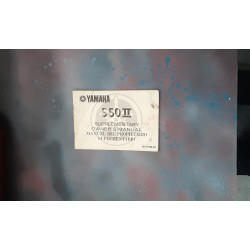 Yamaha S50 (2)  Owners Manual
