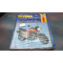 Suzuki GSX/GS1000.1100 &1150 Manual