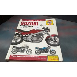 Suzuki GS500E TWIN 89TO97 Manual