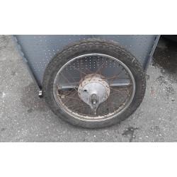 Honda CD175  Back WHEEL