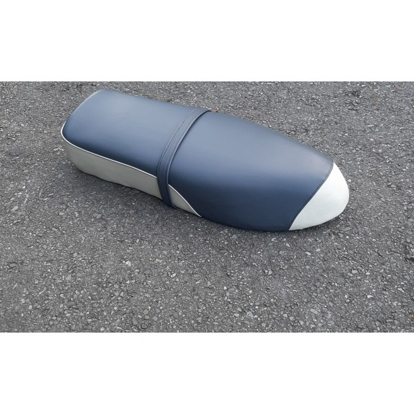 Honda 70 Seat COVER Gray AND CREAM